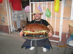 Mackókuckó Hamburger Bár