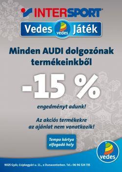 Intersport/Vedes Játék (Győr, Duna Center)